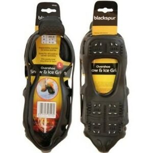 Ice Grips | Blackspur Overshoe Snow and Ice Grips | Next Day Delivery