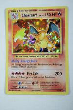 Charizard Holofoil Rare Pokémon Individual Cards