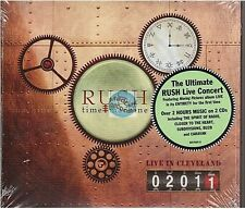 CD RUSH time machine (4349) neuf new