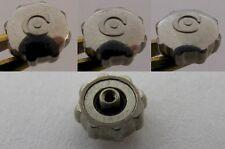 NEW Cyma Genuine crown in stainless steel, 8 prongs diameter 4.7 mm, tap 10