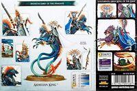 Warhammer AoS Idoneth Deepkin Akhelian King - Volturnos High King **NoS**