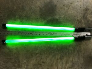 """LED Snow Plow Marker Green 24"""""""
