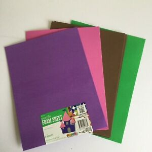 A4 Foam Sheets Crafts Office Party Decorations DIY