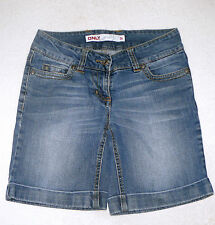Kurze Only Damen-Shorts & -Bermudas aus Denim