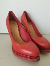 Acne Studios High Heels Red Size 36