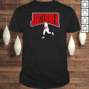 Joc Pederson Joctober Atlanta Braves t shirt Playoffs Champs 2021 Sport Tee Gift