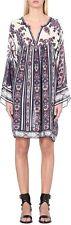 ISABEL MARANT ETOILE Tresha Paisley Print Tunic Dress Size 3 BNWT