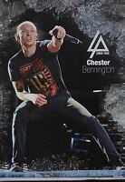CHESTER BENNINGTON - A3 Poster (ca. 42 x 28 cm) - Linkin Park Clippings Sammlung