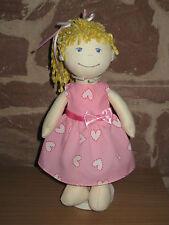 Puppenkleidung, Kleid, Stoff Puppe 30cm, neu, (ohne Haba Puppe), 1550