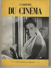 CAHIERS DU CINEMA n°29 La Tunique JEAN SIMMONS Lotte Eisner JACQUES RIVETTE 1953