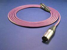 "18"" AES/EBU Digital Cable ~ 1.5 foot Gotham Audio GAC-2 AES/EBU ~ Neutrik XX EMC"