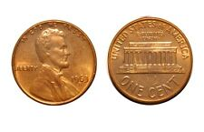 1963-D Lincoln Cent - Double Die # DDO-001  FS# 1c-025.8 Choice bu Red #201