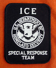 ICE HOMELAND SPECIAL RESPONSE TEAM PATCH BY MILTACUSA