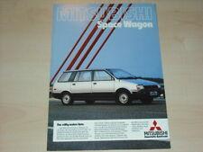 27332) Mitsubishi Space Wagon Prospekt 1983