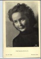 ~ 1950/60 Porträt-AK Film Bühne Theater Schauspielerin HANNELORE SCHROTH Foto-AK
