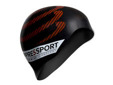 Gorro de natacion COMPRESSPORT swimming cap - negro -