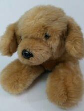 "12"" Golden Retriever Dog Unipak Plush Stuffed Animal"