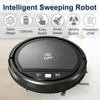 Vacuum Cleaner Robot Auto Water Mopping Silence Robotic Carpet Sweeper Automatic