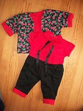 Corolle Vêtements tenue Chinatown poupée 60 cm 1989