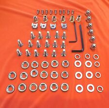 73 Piece Audi TT Mk.1 (8N) Stainless Steel Engine Bay Fastener & Strut Brace Kit