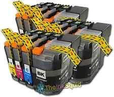 12 LC225XL + LC229XXL Cartuchos de tinta para la impresora Brother MFCJ 5625DW MFCJ 5720DW