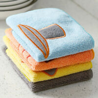 FP- NE_ 1Pcs Hanging Cute Dishcloth Household Kitchen Cleaning Cloth Hand Towel