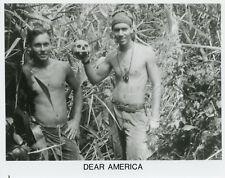DEAR AMERICA: LETTERS HOME FROM VIETNAM 1988 VINTAGE PHOTO ORIGINAL #5