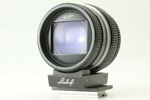 【Exc+5 】Linhof 9x12 / 4x5 Universal Finder for 75-360mm From JAPAN # 852