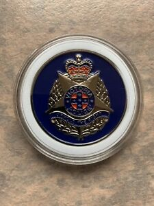Victoria Police Challenge Coin