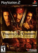 Pirates of the Caribbean: The Legend of Jack Sparrow - Playstation 2 Game