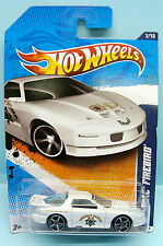 2191 HOT WHEELS / CARTE US / HW MAIN STREET 2011 / PONTIAC FIREBIRD HIGHWAY 1/64