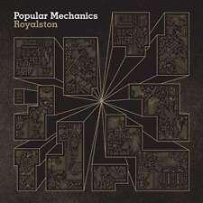 Royalston - Popular Mechanics NEW CD