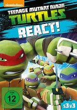 TMNT S3 REACT!  DVD NEU