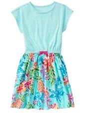 NWT Gymboree Mix N Match Girl Tropical Dress  5/6