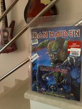 Limited Greek edition Digipak CD+A4 Book:Iron Maiden-The final frontier(Greece)
