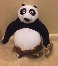 Plush NWT Kung Fu Panda 3 Po Panda Stuffed Animal Toy Factory