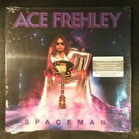 Spaceman by Ace Frehley (eOne EOM-LP-46034) LP Silver Vinyl NEW SEALED