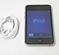 Used Apple iPod touch 3rd Generation 32 GB Black Good Wokring Condition