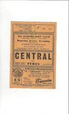 Southport v Barnsley 1965/66 Football Programme Nov