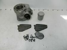 2002 GasGas EC 200 Engine Cylinder W/ Piston + Exhaust Valve Gas Gas XC Dirtbike