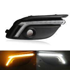 LED Daytime Running Lights Fog Lamp Driving Light for 2017 Mazda 3 AXELA DRL
