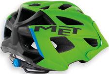 MET MTB Sport All Mountain Fahrradhelm Terra matt green/black