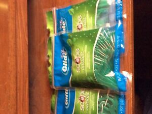225 Oral B Floss Picks with Scope