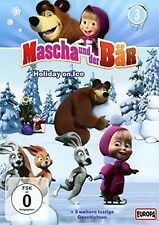MASCHA UND DER BÄR - 03/HOLIDAY ON ICE  DVD NEU