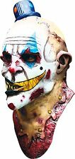 Halloween MIME ZACK BIZARRE CLOWN ADULT LATEX DELUXE MASK COSTUME NEW