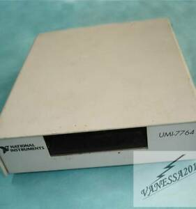 ONE Used UMI-7764 NI National Instruments