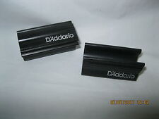 2 d addario pick holders - mic stand pick holders - set of 2  - mic pick holder