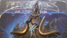 "NECA Heroes of The Storm Series 2 Tyrael+Arthas Action Figure Set 7""Diablo Blizz"