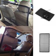 115 * 62cm Pet Safety Travel Isolation Net Car Truck Van Back Seat Dog Barrier