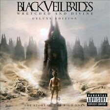 BLACK VEIL BRIDES - BVB WRETCHED AND DIVINE (DELUXE EDITION) CD+DVD SET